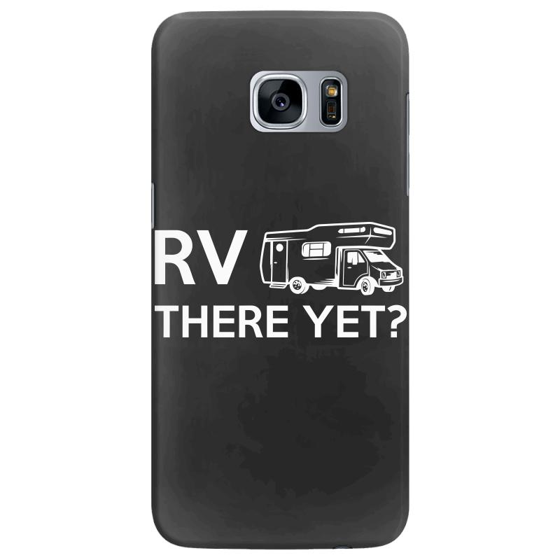 Rv There Yet Camper Mobile Home Samsung Galaxy S7 Edge Case | Artistshot