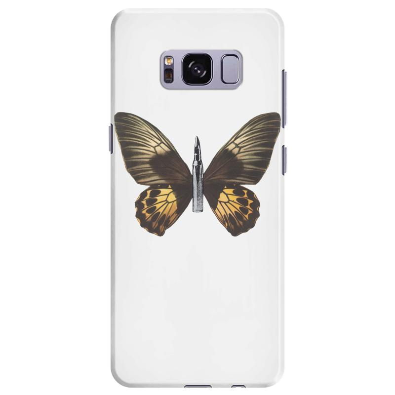 Bullet With Butterfly Wings Samsung Galaxy S8 Plus Case  By Artistshot