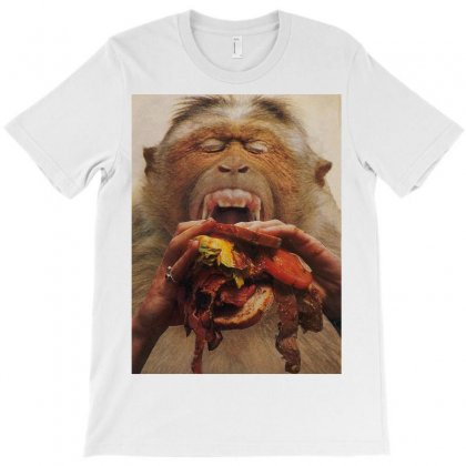 No More Fast Food T-shirt Designed By Art Pirate