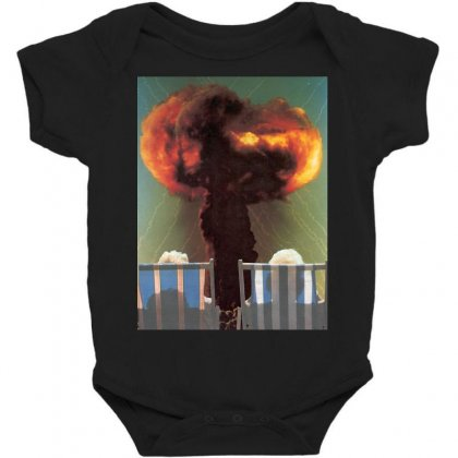 Facing The Future Baby Bodysuit Designed By Art Pirate