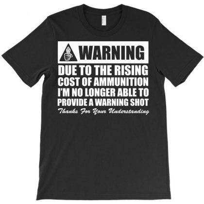 Warning T-shirt Designed By Ikmal