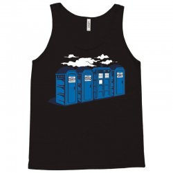 port a tardis Tank Top | Artistshot
