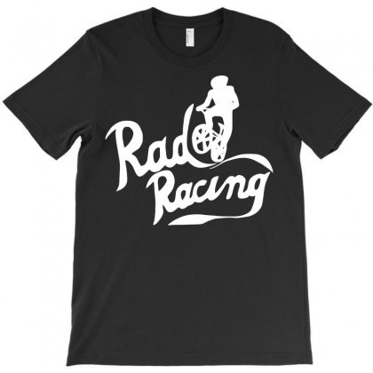 Rad Racing T-shirt Designed By Ikmal