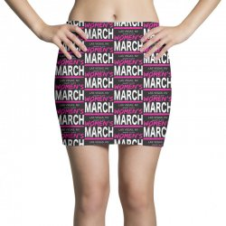 women's march 2019 women Mini Skirts | Artistshot