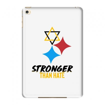 Stronger Than Hate Ipad Mini 4 Case Designed By Blqs Apparel