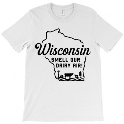 Wisconsin T-shirt Designed By Toweroflandrose