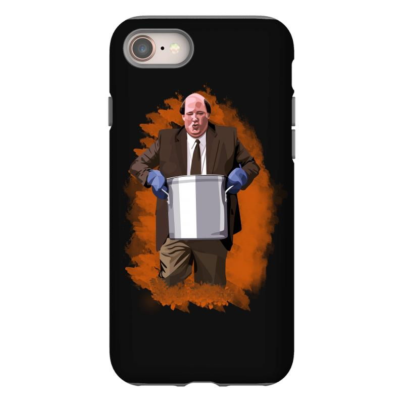 The Office Kevin Malone Iphone 8 Case   Artistshot