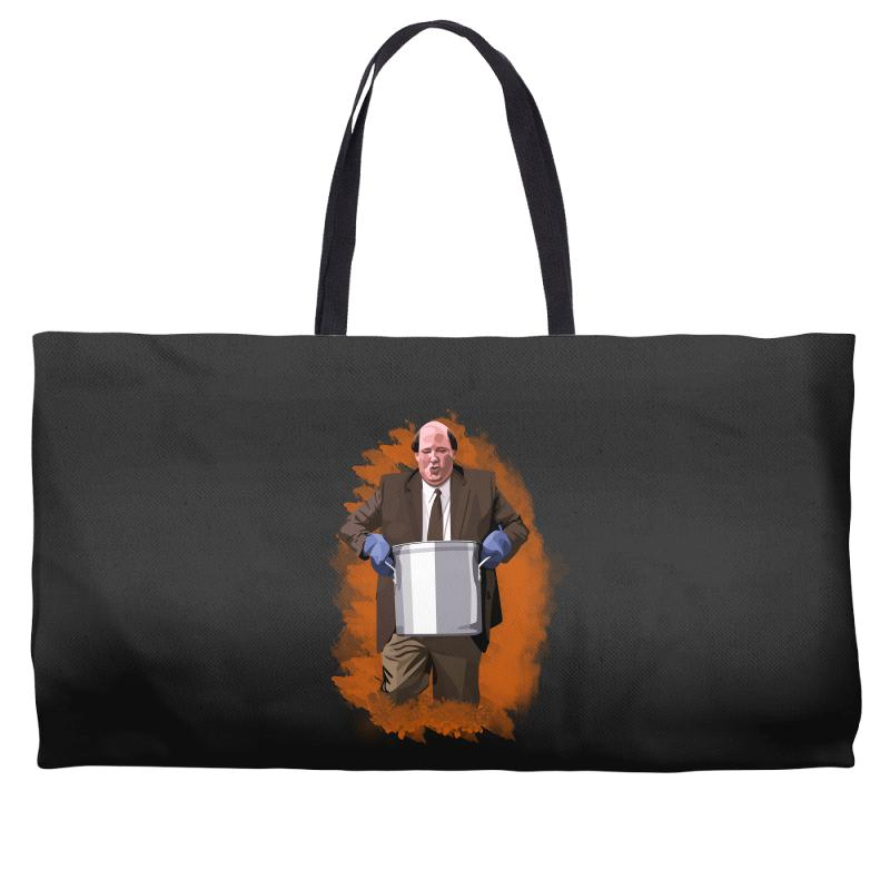 The Office Kevin Malone Weekender Totes | Artistshot