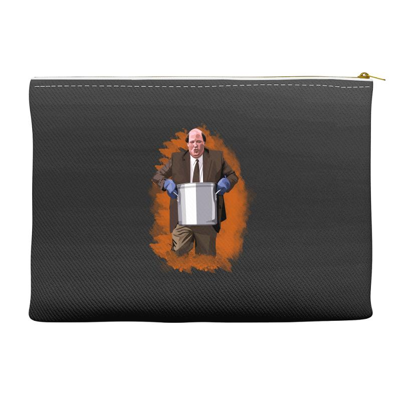 The Office Kevin Malone Accessory Pouches | Artistshot