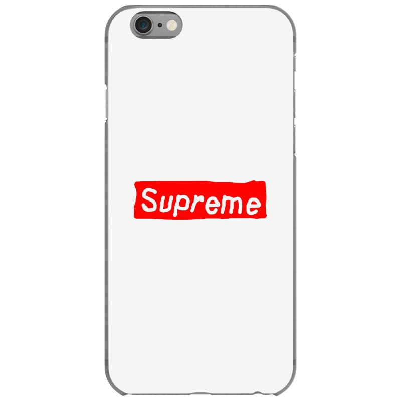 Custom Fake Ass Supreme Iphone 6/6s Case By Tee Shop - Artistshot