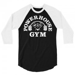 fashion bodybuilding power house gym fitness 3/4 Sleeve Shirt | Artistshot