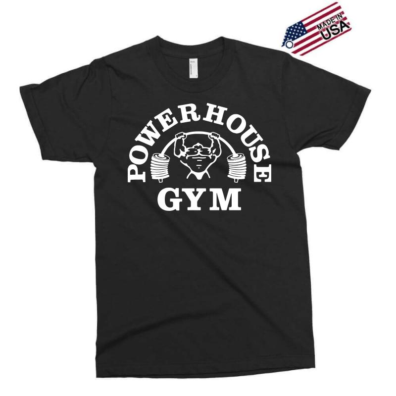 Fashion Bodybuilding Power House Gym Fitness Exclusive T-shirt | Artistshot