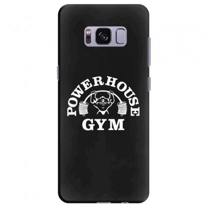 Fashion Bodybuilding Power House Gym Fitness Samsung Galaxy S8 Plus Case Designed By Tee Shop