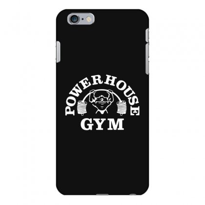 Fashion Bodybuilding Power House Gym Fitness Iphone 6 Plus/6s Plus Case Designed By Tee Shop