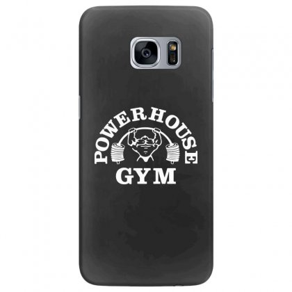 Fashion Bodybuilding Power House Gym Fitness Samsung Galaxy S7 Edge Case Designed By Tee Shop