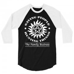 Family Business t shirt 3/4 Sleeve Shirt | Artistshot