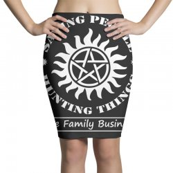 Family Business t shirt Pencil Skirts | Artistshot
