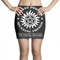 Family Business t shirt Mini Skirts | Artistshot