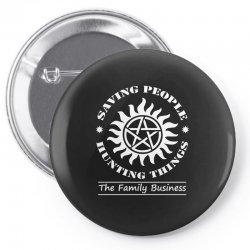 Family Business t shirt Pin-back button | Artistshot