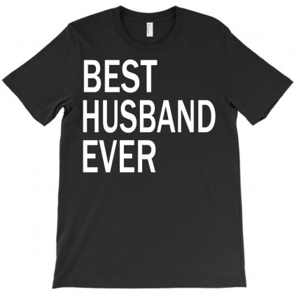 Funny Best Husband Ever T-shirt Designed By Tee Shop