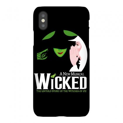 Wicked Broadway Musical Iphonex Case Designed By Toweroflandrose