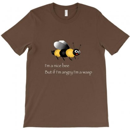 Nice Bee T-shirt Designed By Issam