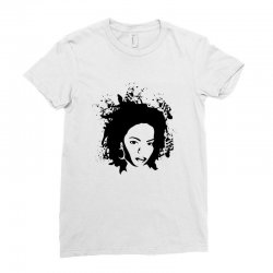 353ba624 Custom Lauryn Hill For Light Women's Triblend Scoop T-shirt By ...