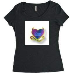 Love Women's Triblend Scoop T-shirt | Artistshot
