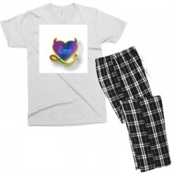 Love Men's T-shirt Pajama Set | Artistshot