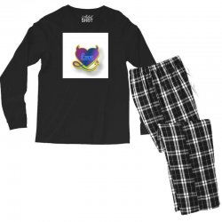 Love Men's Long Sleeve Pajama Set | Artistshot