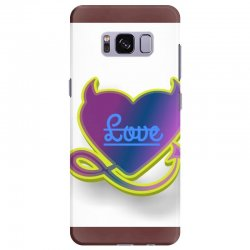 Love Samsung Galaxy S8 Plus Case | Artistshot