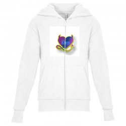 Love Youth Zipper Hoodie | Artistshot