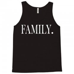 family (white) Tank Top | Artistshot