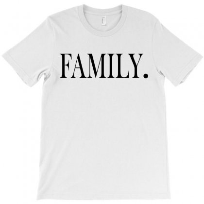 Family T-shirt Designed By Blue