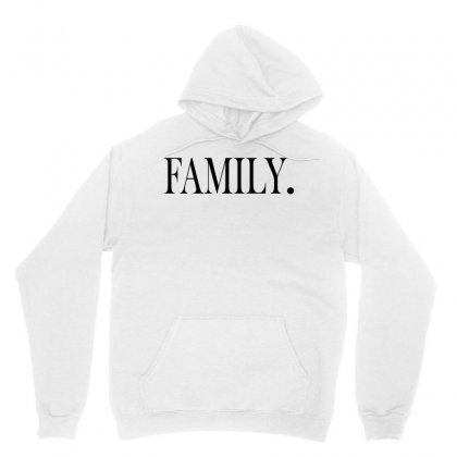 Family Unisex Hoodie Designed By Blue