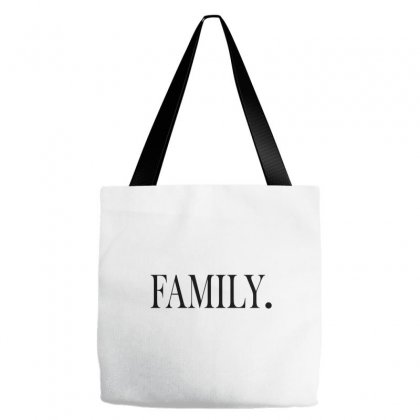 Family Tote Bags Designed By Blue
