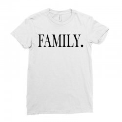 family Ladies Fitted T-Shirt | Artistshot