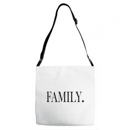 Family Adjustable Strap Totes Designed By Blue