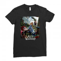 alice in wonderland Ladies Fitted T-Shirt | Artistshot