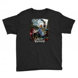 alice in wonderland Youth Tee | Artistshot