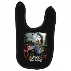 alice in wonderland Baby Bibs | Artistshot