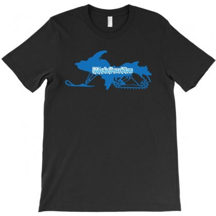 Snowmobile T-shirt Designed By Reotechart