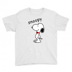 funny snoopy Youth Tee | Artistshot