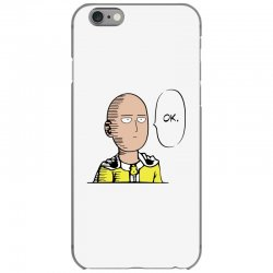 funny one punch man anime saitama hero casual workout cool 2019 iPhone 6/6s Case | Artistshot