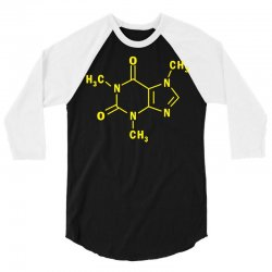 funny the big bang theory sheldon cooper chemical formula 3/4 Sleeve Shirt | Artistshot