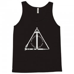 geeky hallows Tank Top | Artistshot