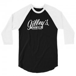 gilley's club t shirt vintage country music t shirt outlaw country shi 3/4 Sleeve Shirt | Artistshot