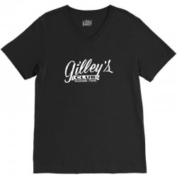 gilley's club t shirt vintage country music t shirt outlaw country shi V-Neck Tee | Artistshot