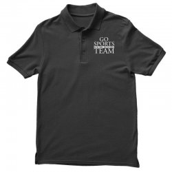 go sports do the thing win the points team Polo Shirt | Artistshot