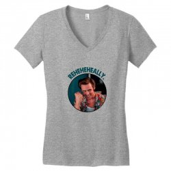 ace ventura reheheheally Women's V-Neck T-Shirt | Artistshot